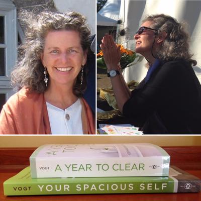 Stephanie Bennett Vogt-author